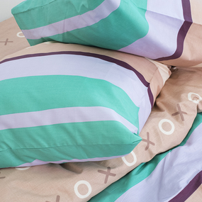 Постельное белье из сатина Е064 1.5 сп фото
