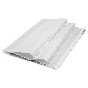 Мешок полипропиленовый белый 55/105 см фото