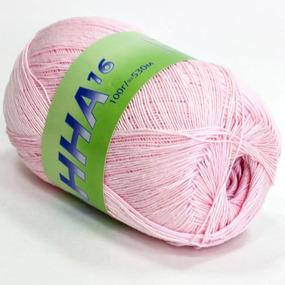 Анна 1072 100% хлопок 100гр 530м 1000 (Италия) цвет светло-розовый фото