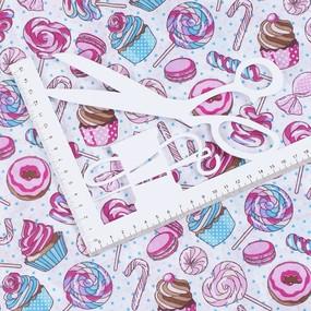 Ткань на отрез бязь плательная 150 см 1993 фото