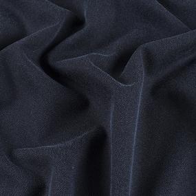 Ткань на отрез дублерин точечный 150 см 60 гр/м2 цвет черный фото