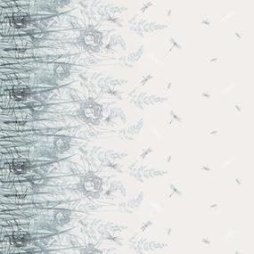 Перкаль 220 см 207201Перк Утренний туман осн. 1 зел. фото