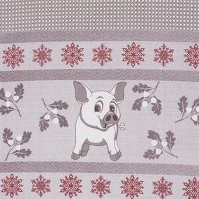 Набор полотенц рогожка 3 шт 50/60 см 11067/1 Хавроша фото