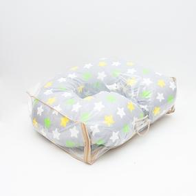 Подушка для беременных U-образная 1798/4 цвет серый фото
