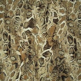 Ткань на отрез кулирка R7127-V2 Змея фото