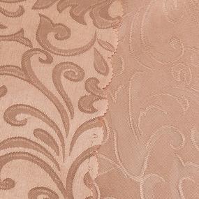 Портьерная ткань 150 см на отрез 100/2С цвет 32 т/бежевый фото