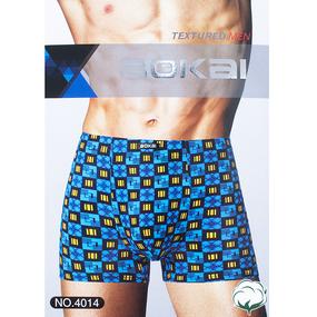 Мужские трусы BOKAI 4014 в упаковке 2 шт XL фото