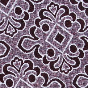 Ткань на отрез гобелен 150 см A80 цвет красный фото