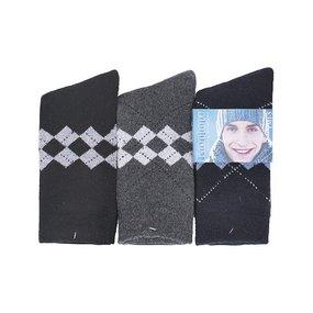 Мужские носки с махрой Комфорт плюс 477-YM1-5 размер 41-47 фото