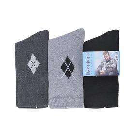 Мужские носки с махрой Комфорт плюс 477-YM1-3 размер 41-47 фото