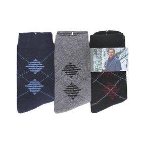 Мужские носки с махрой Комфорт плюс 477-YM1-4 размер 41-47 фото