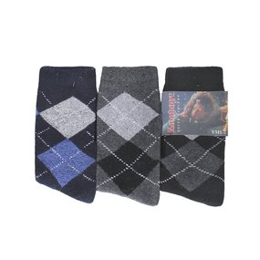 Мужские носки с махрой Комфорт плюс 477-YM1-2 размер 41-47 фото