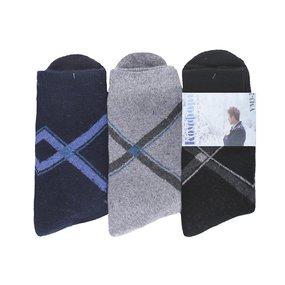 Мужские носки с махрой Комфорт плюс 477-YM3-2 размер 41-47 фото