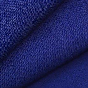Ткань на отрез палаточное полотно 150 см 250 гр/м2 цвет синий фото