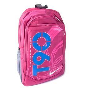 Школьный рюкзак Т-90 цвет малиновый фото