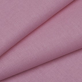 Мерный лоскут бязь ГОСТ Шуя 150 см 15000 цвет брусничный 11,3 м фото