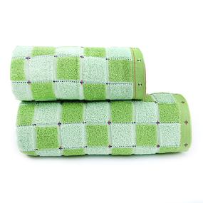 Полотенце махровое Sunvim 17AB-1 80/160 см цвет зеленый фото