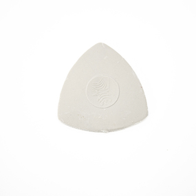Мел портновский арт.ТВ-AT-02# (0334-6003) треугольный, цв.белый уп.10шт фото