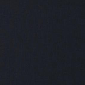 Ткань на отрез ситец 150 см Шуя 10100 цвет черный фото