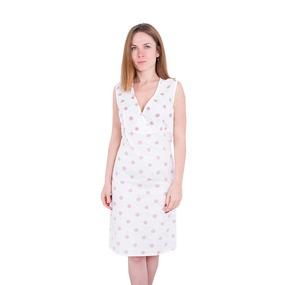 Сорочка женская бязь 56-58 рост 180-188 рис 1 фото