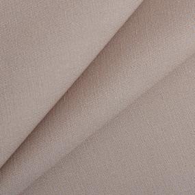 Мерный лоскут тиси 150 см цвет бежевый 2,6 м фото