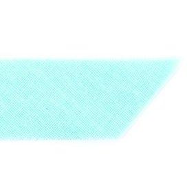 Косая бейка ширина 30 мм цвет салат 100% хлопок фото