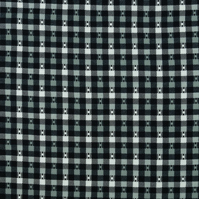 Ткань на отрез кулирка R2013-V10 Клетка фото