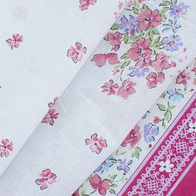 Ткань на отрез ситец платочный 80 см 84621 фото