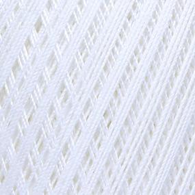 Пряжа Madame Tricote Maxi 100% хлопок 100 гр. 565м. цвет 1000 фото