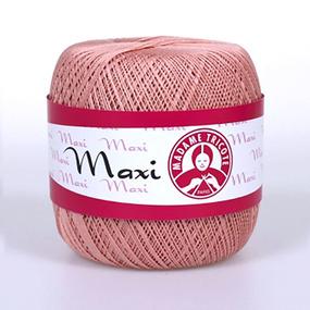 Пряжа Madame Tricote Maxi 100% хлопок 100 гр. 565м. цвет 4105 фото
