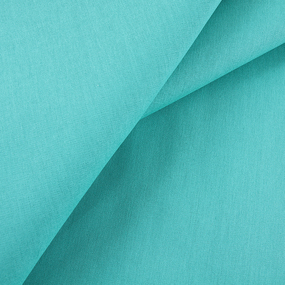 Мерный лоскут бязь гладкокрашеная 120 гр/м2 150 см цвет изумруд 6.5 м фото