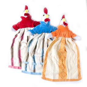 Кукла-полотенце интерьерная 30 50/26 см расцветки в ассортименте фото