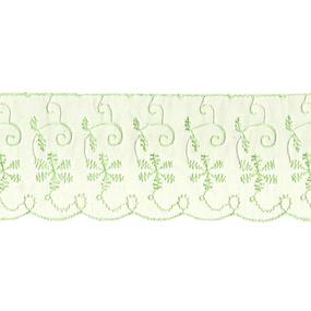 Шитье капрон 65 мм/13.7 м TJ-3101/D1991 цвет салатовый фото