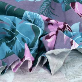 Ткань на отрез кулирка R8085-V3 Тропикана фото