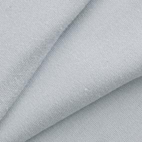 Мерный лоскут кулирка 2324-2 цвет серый 6,4 м фото