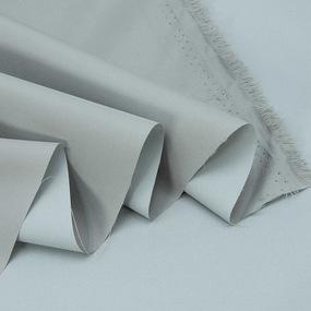 Ткань на отрез дюспо 240Т покрытие Milky 80 г/м2 цвет светло-серый фото