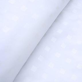Ткань на отрез Тик 220 см 85 +/- 5 гр/м2 3F/603 цвет белый фото