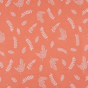 Ткань на отрез поплин детский 220 см 28318/1 Лесная сказка компаньон фото