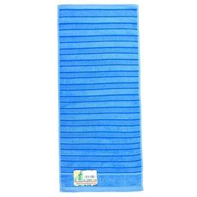 Полотенце махровое Sunvim 12В-2 50/90 см цвет голубой фото
