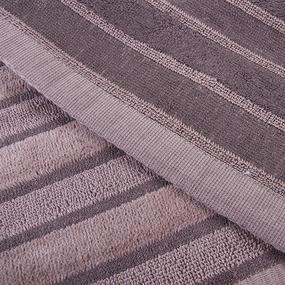 Салфетка махровая Sunvim 12В-2 34/34 см цвет коричневый фото