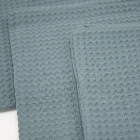 Набор вафельных полотенец Премиум 3 шт 45/70 см 976 фото
