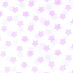 Отрез 150х150 Бязь плательная 150 см 1737-А/2 Прянички цвет розовый фото