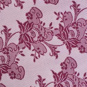 Простыня трикотажная на резинке Премиум цвет цветы56 90/200/20 см фото