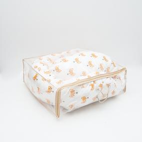 Подушка для беременных U-образная 1824/1 Лисы рыжие фото