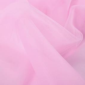 Еврофатин мягкий матовый Hayal Tulle HT.S 300 см цвет 69 бледно-розовый фото