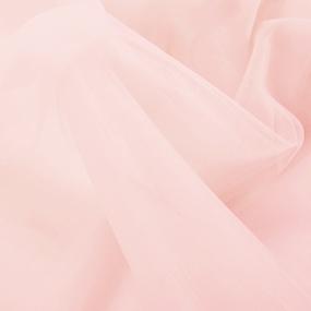Еврофатин мягкий матовый Hayal Tulle HT.S 300 см цвет 76 пудровый персик фото