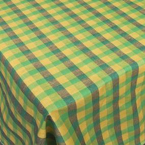 Столовый набор вид 5/76-3 скатерть Х/Б 150/190 + 6 салфеток фото
