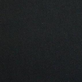 Ткань на отрез диагональ 16с188 цвет черный фото