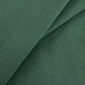 Ткань на отрез бязь гладкокрашеная ГОСТ 150 см цвет зеленый 067 фото