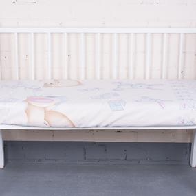 Простыня на резинке бязь детская 7224 Дрема 90/200/20 см фото